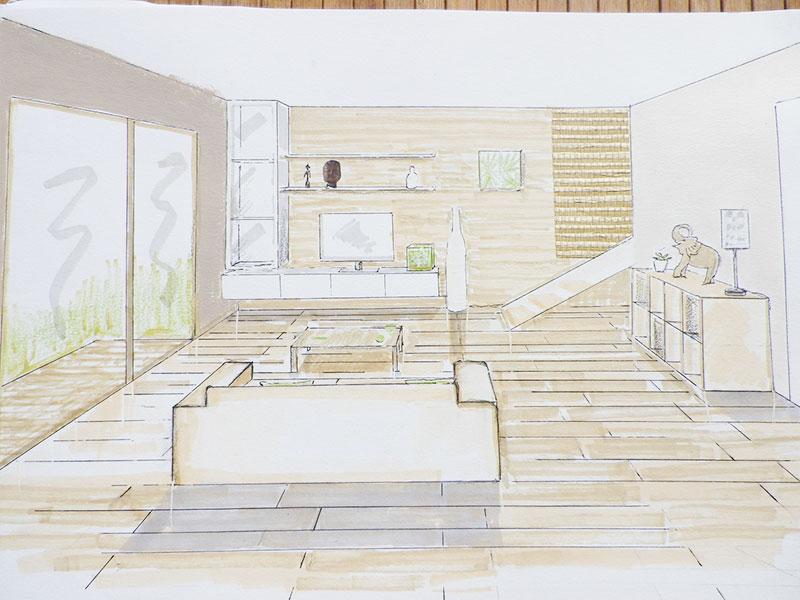 Perspectives   LAnge Et Le Home Art